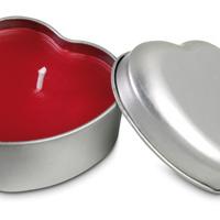 Świeczki serca