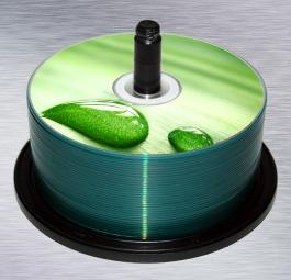 Nadruk i nagranie na płytach CD i DVD